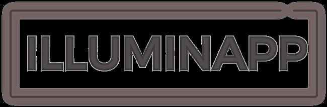 Grey Illuminapp Logo