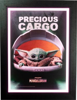 Star Wars: The Mandalorian (Precious Cargo) Poster