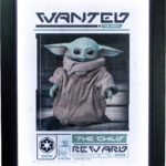 Star Wars: The Mandalorian (Wanted The Child) Poster