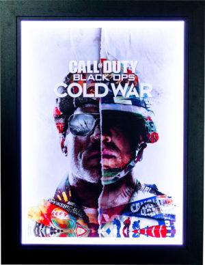 Call of Duty Black Ops Cold War: Split Poster