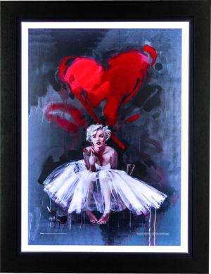 James Paterson: Paint Poster