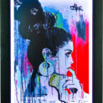 Loui Jover: Planets Poster