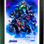 Avengers: Endgame - Quantum Realm Suits Poster