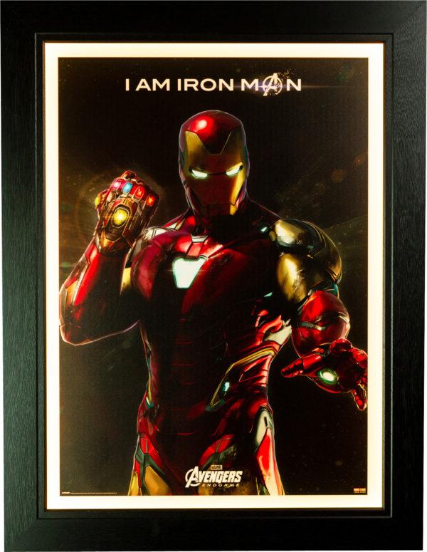 Avengers: Endgame - I Am Iron Man Poster