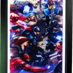 Avengers Gamerverse: Face Off Poster