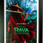 Raya and the Last Dragon: Warrior in the Wild Poster