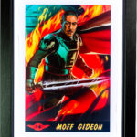 Star Wars: The Mandalorian - Moff Gideon Poster