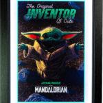 Star Wars: The Mandalorian - The Original Inventor of Cute Poster